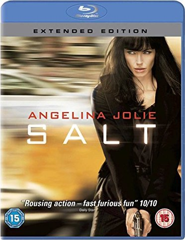 Salt (Blu-ray) (UK) -- via Amazon Partnerprogramm