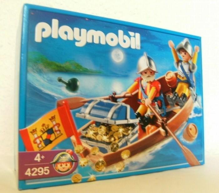 playmobil Pirates - Schatztransport im Ruderboot (4295) -- via Amazon Partnerprogramm