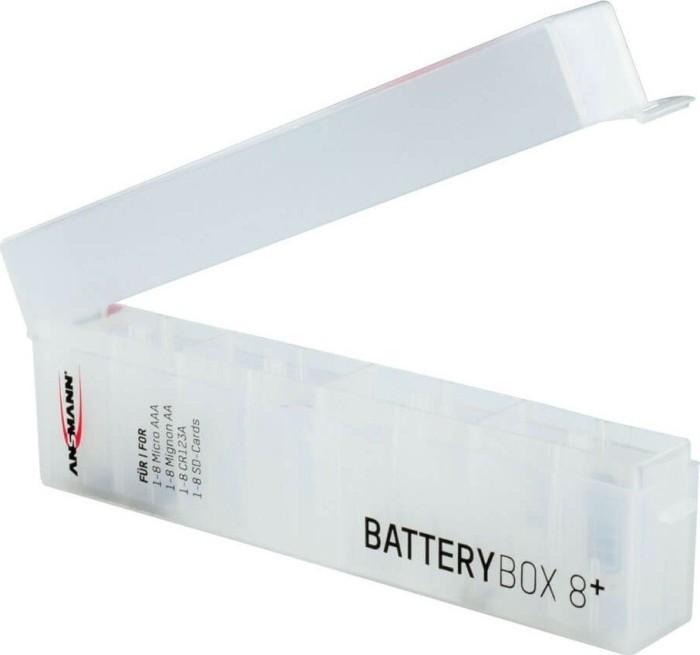 Ansmann pudełko na akumulatory 8 Plus (4000033)