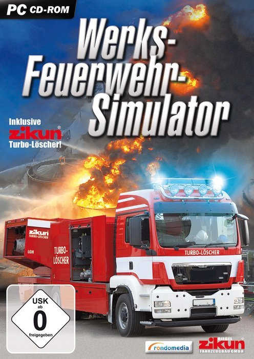 скачать игру симулятор пожарного на русском