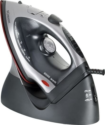Bomann DBC776CB steam iron