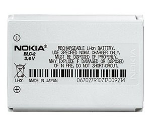Nokia BLC-2 rechargeable battery
