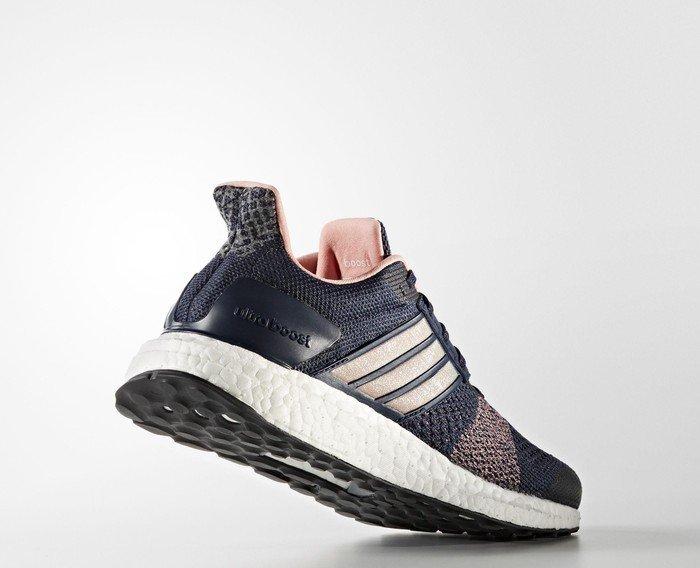 check out c5f61 aacdb adidas Ultra Boost ST midnight greystill breezecollegiate navy ab €  105,20 (2019)  Preisvergleich Geizhals Deutschland