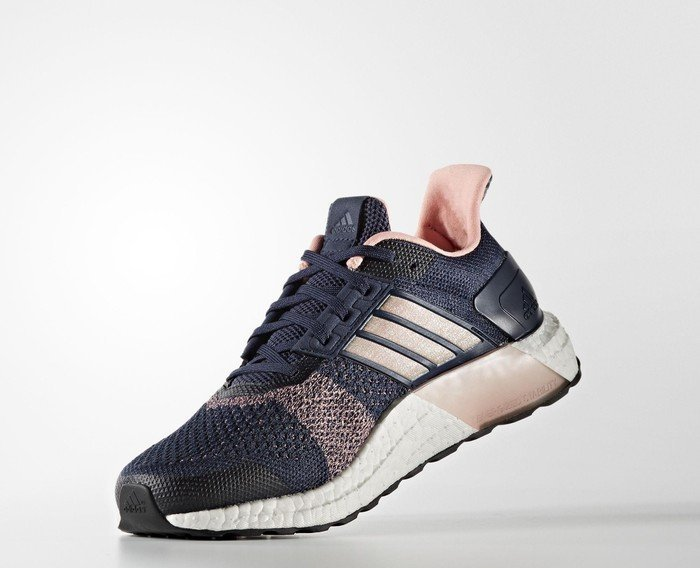 adidas Ultra Boost ST midnight greystill breezecollegiate navy (Damen) (BA7832) ab € 89,90