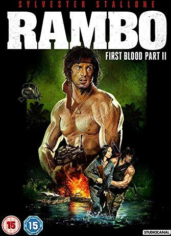 Rambo - First Blood 2 (UK) -- via Amazon Partnerprogramm
