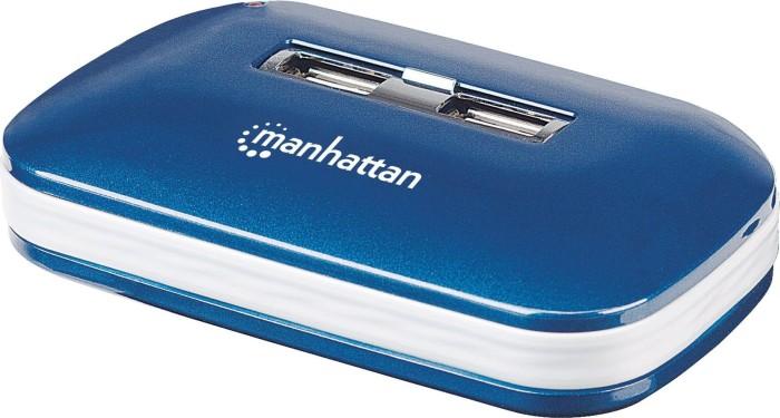 Manhattan Hi-Speed USB 2.0 Ultra Hub, 7-Port (161039) -- via Amazon Partnerprogramm