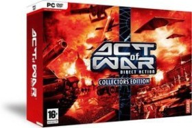 Act of War: Direct Action - Collectors Edition (PC)