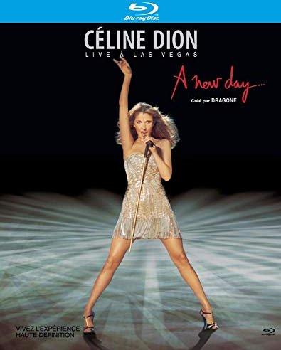 Celine Dion - A New Day Live In Las Vegas (Blu-ray) -- via Amazon Partnerprogramm