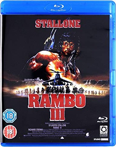 Rambo 3 (Blu-ray) (UK) -- via Amazon Partnerprogramm