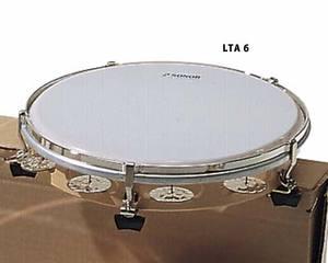 "Sonor LTA 6 Latino Tambourin 10"""