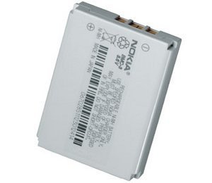 Nokia BMC-3 rechargeable battery