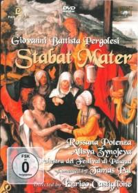 Giovanni Battista Pergolesi - Stabat Mater (DVD)