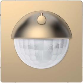 Merten System Design ARGUS 180 UP mit Schalter, champagnermetallic (MEG5711-6051)