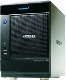 Netgear ReadyNAS Pro 6 RNDP6610 6TB, 2x Gb LAN