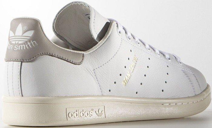 adidas stan smith weiß grau