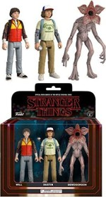 FunKo Action Figure Stranger Things - 3 Pack Action Figure 2 (20834)