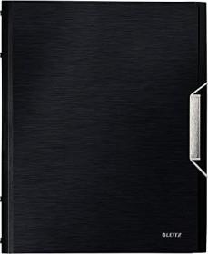 Leitz Style Ordnungsmappe A4, 12 Fächer, satin schwarz (39960094)