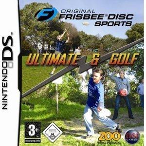 Frisbee Disc Sports (deutsch) (DS)