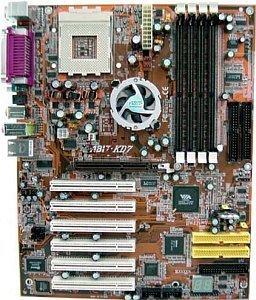 ABIT KD7-RAID, KT400 [PC-2700 DDR]