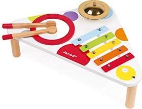 Janod Confetti Musical Table (J07634)