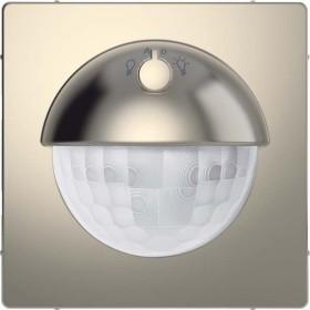 Merten System Design ARGUS 180 UP mit Schalter, nickelmetallic (MEG5711-6050)