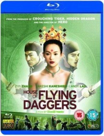 House Of Flying Daggers (Blu-ray) (UK)