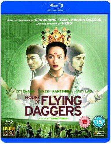 House Of Flying Daggers (Blu-ray) (UK) -- via Amazon Partnerprogramm