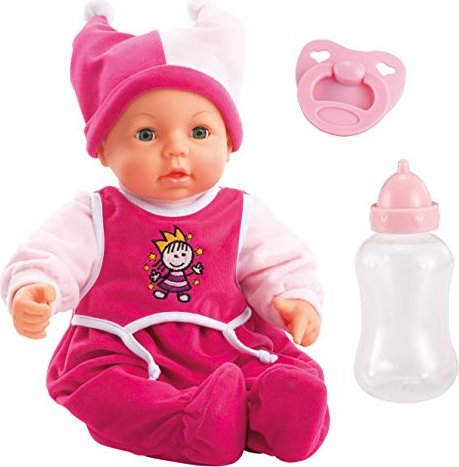Bayer Design Hello Baby Puppe (94682) -- via Amazon Partnerprogramm