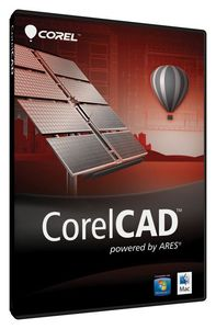 Corel: CorelCAD (English) (PC/MAC) (CCADEFIBSPCMDVDEU)