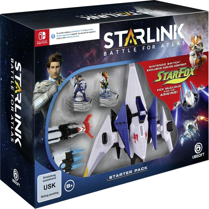 Starlink: Battle for Atlas - Starter Pack (Switch)