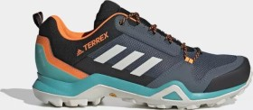 adidas Terrex AX3 GTX legacy blue/grey one/signal orange (Herren) (FV6850)