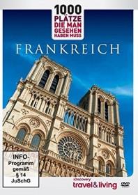 Discovery 1000 Plätze: Frankreich (DVD)