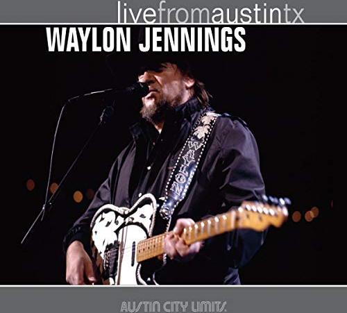 Waylon Jennings - Live From Austin, TX -- via Amazon Partnerprogramm