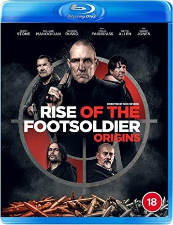 Rise Of The Footsoldier (Blu-ray) (UK) -- via Amazon Partnerprogramm