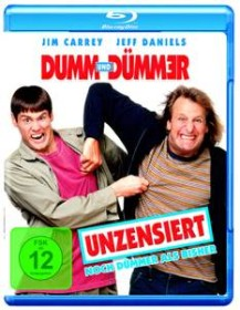 Dumm und Dümmer (Blu-ray)