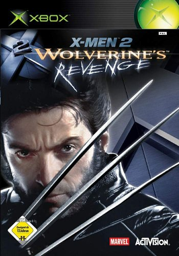 X2: Wolverine's Revenge (German) (Xbox) -- via Amazon Partnerprogramm