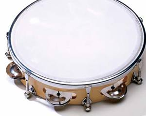 Sonor CG TT 12P Global Tambourin 12""