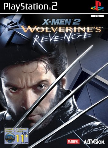 X2: Wolverine's Revenge (deutsch) (PS2) -- via Amazon Partnerprogramm