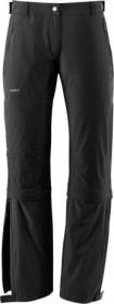 VauDe Farley stretch Capri T-Zip II pant long black (ladies) (04577-010)