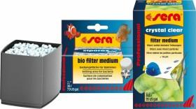 sera Scaper Cube Filter-Erweiterung und Filtermedien-Set (32415)