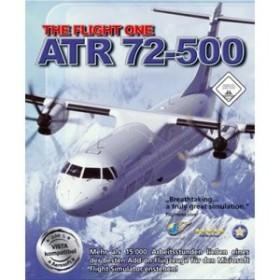 Flight Simulator X - ATR 72-500 (Add-on) (PC)