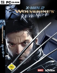 X2: Wolverine's Revenge (German) (PC)