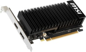 MSI GeForce GT 1030 2GHD4 LP OC, 2GB DDR4, HDMI, DP (V809-2825R)