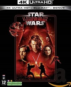 Star Wars - Episode 3: Revenge of the Sith (4K Ultra HD) (UK)