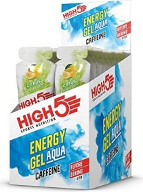 High5 Energy Gel Aqua Caffeine Citrus 1.32kg (20x 66g)