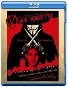 V wie Vendetta (Blu-ray)