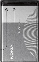 Nokia BL-5C rechargeable battery (0278812)