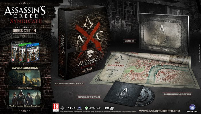 Assassin's Creed: Syndicate - Rooks Edition (Xbox One)