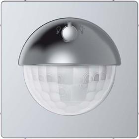 Merten System Design ARGUS 180 UP mit Schalter, edelstahl (MEG5711-6036)