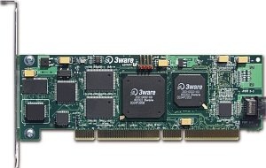 LSI 3ware Escalade 8006-2LP bulk, 64bit PCI